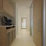 診療室 廊下